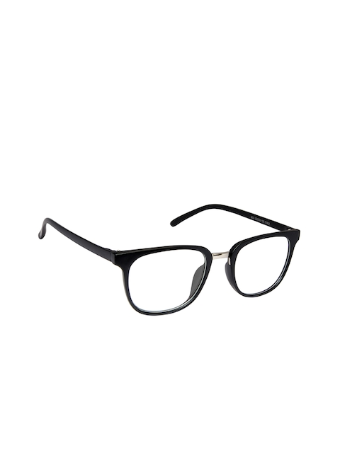 Cardon Unisex Matte Black Full Rim Frames LCEWCD1358THY3021xC2