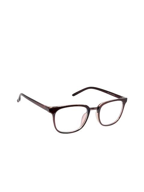 Cardon Unisex Brown Full Rim Frames LCEWCD1359THY3021xC4