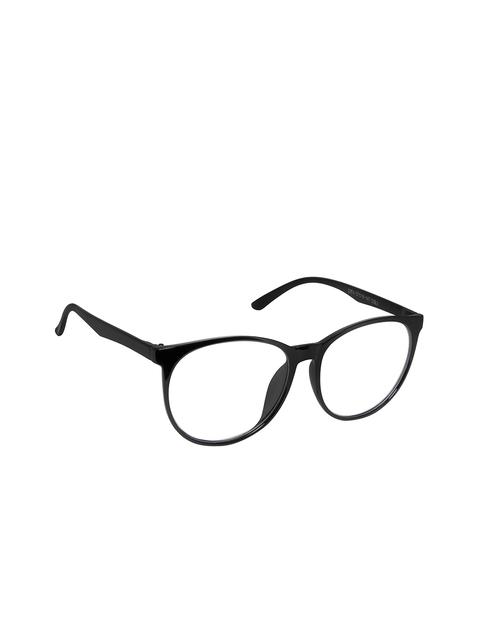 Cardon Unisex Black Oval Frames LCEWCD1380THY2374xC1