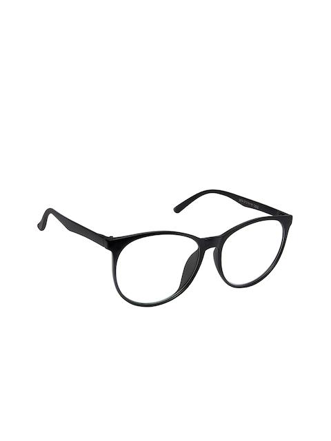 Cardon Unisex Black Oval Frames LCEWCD1381THY2374xC2