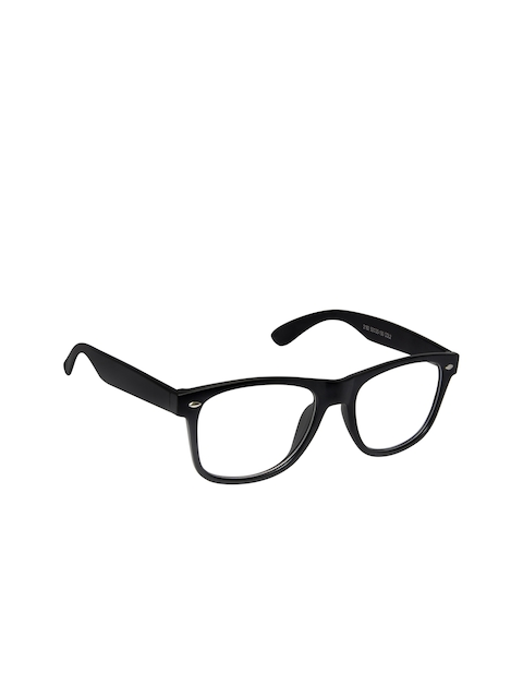 Cardon Unisex Matte Black Full Rim Frames LCEWCD1389THY2182xC2