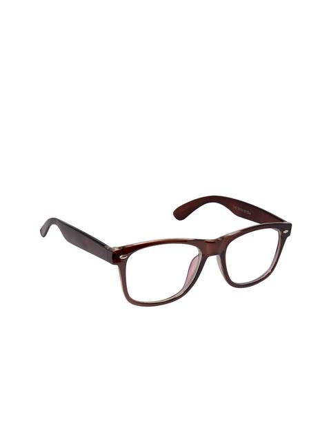 Cardon Unisex Brown Full Rim Frames LCEWCD1391THY2182xC4