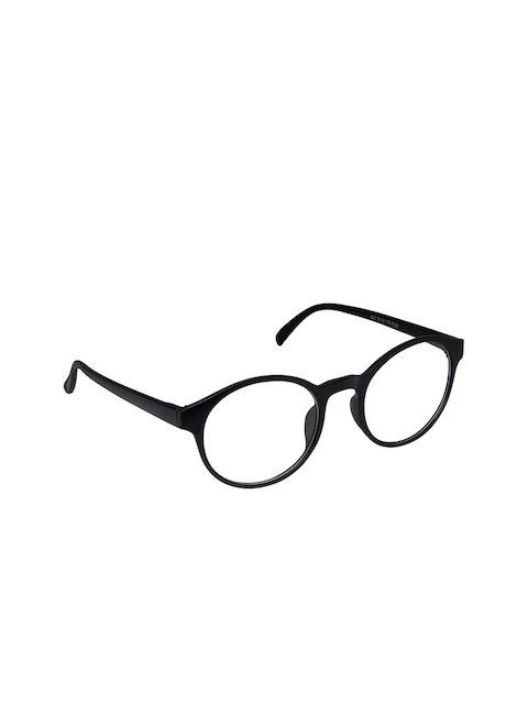 Cardon Unisex Matte Black Full Rim Frames LCEWCD1396THY2377xC2
