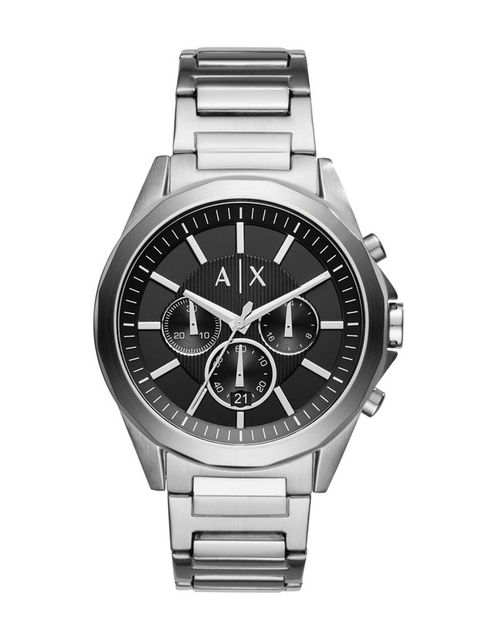Armani Exchange Men Black Chronograph Watch AX2600I  available at myntra for Rs.12145