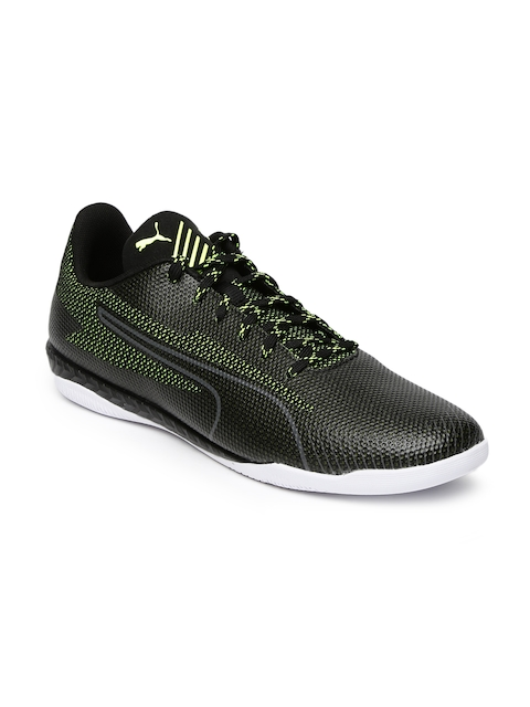 Puma Men Black 365 IGNITE CT Football Shoes