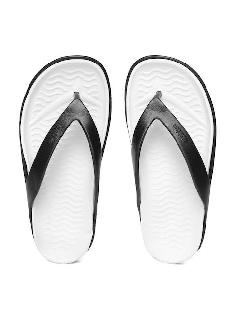 native shoes Unisex Black Flip-Flops