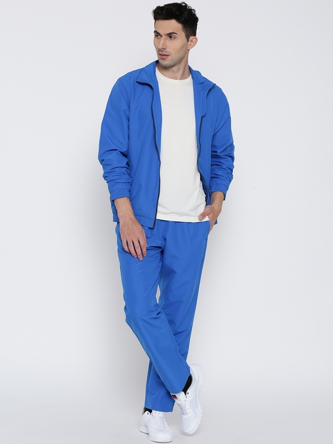 Reebok Blue Essential Tracksuit