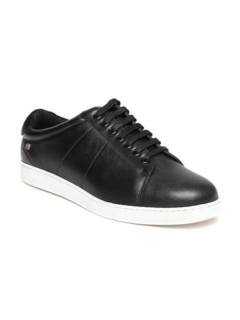 Allen Solly Men Black Sneakers