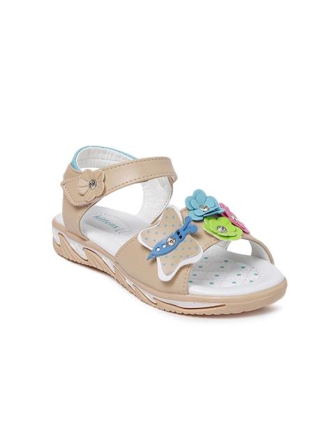 Kittens Girls Beige Sandals