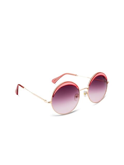 Ted Smith Women Round Sunglasses TSS-1022S_C2