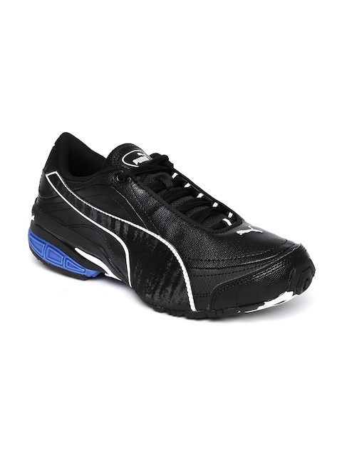Puma Men Black Tazon III DP Running Shoes