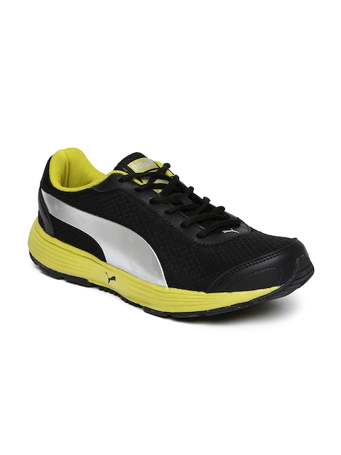 Puma Men Black Reef Fashion Running Shoes