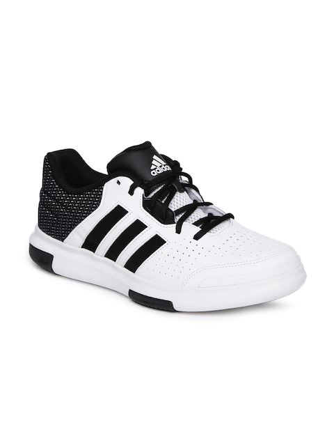 Adidas Men White FUTURE G Basketball Shoes