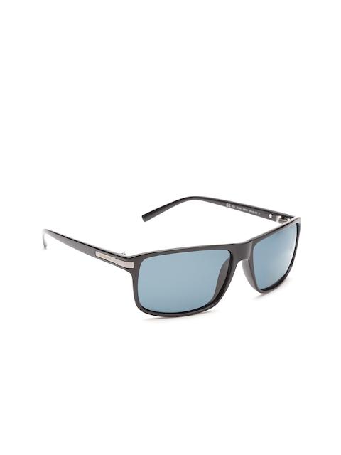 Polaroid Unisex Polarised Rectangle Sunglasses 2019/S D28 59Y2