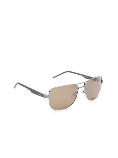 Polaroid Men Polarised Rectangle Sunglasses 2042/S RW2 59IG