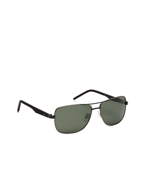 Polaroid Men Rectangle Sunglasses
