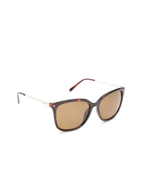 Polaroid Women Square Sunglasses 4043/S NHO 57IG