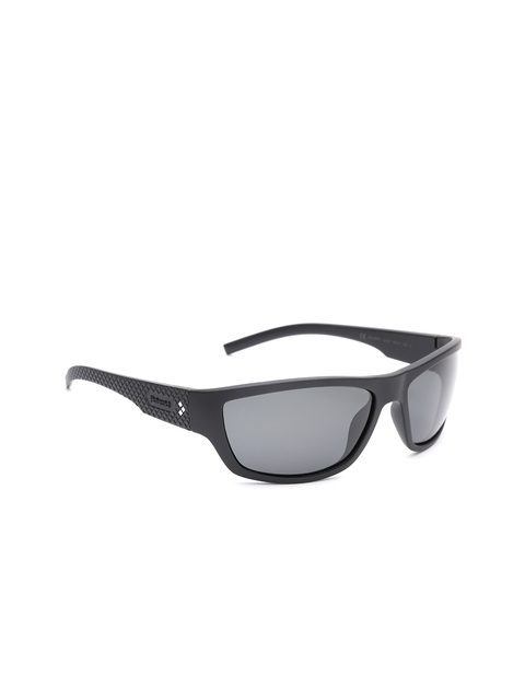 Polaroid Unisex Rectangle Sunglasses PLD 7007/S DL5 63Y2
