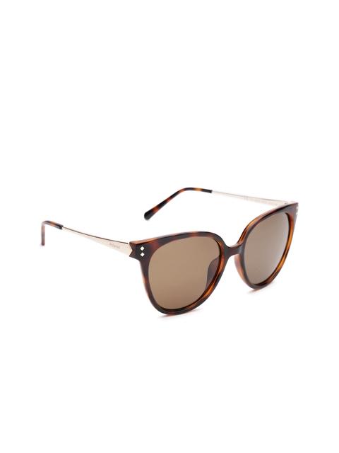 Polaroid Unisex Printed Cateye Sunglasses PLD 7014/S 807 59M9