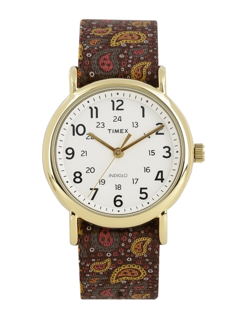 Timex Women White Analogue Watch 2046383