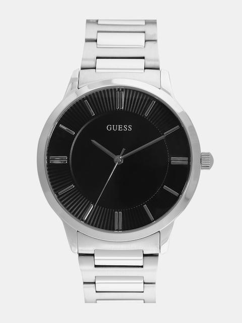 GUESS Men Black Analogue Watch W0990G1