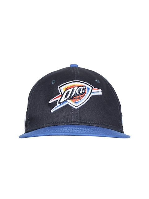 NEW ERA Men Blue NBA 9Fifty Oklthu Cap