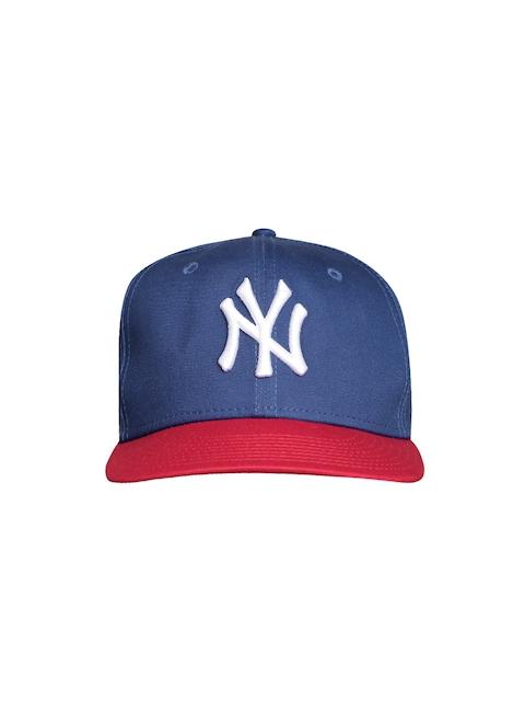 NEW ERA Kids Navy & Red Mlb Neyyan Colourblocked Baseball Cap