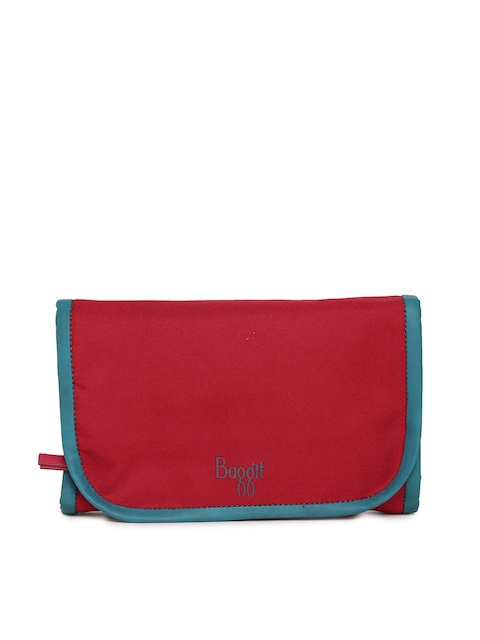 Baggit Women Red Travel Pouch