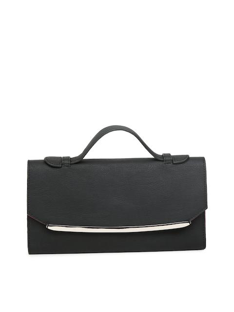 Baggit Women Black Two Fold Wallet