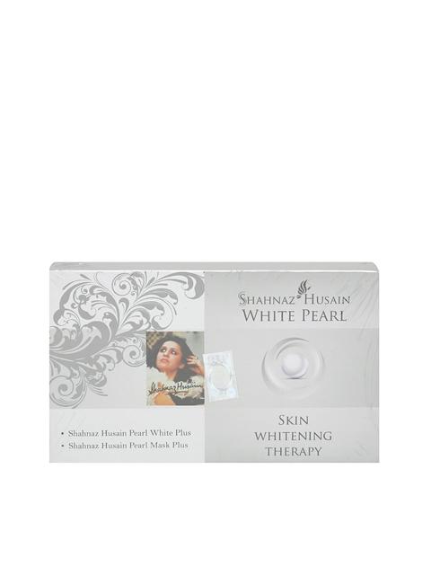 1ad0947b4ac 15%off Shahnaz Husain White Pearl Skin Whitening Therapy Kit 20 g