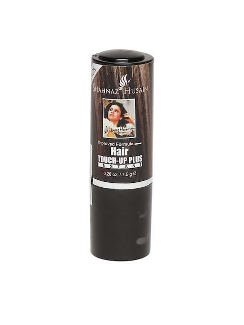 Shahnaz Husain Unisex Black Instant Hair Touch-Up Plus 7.5 g