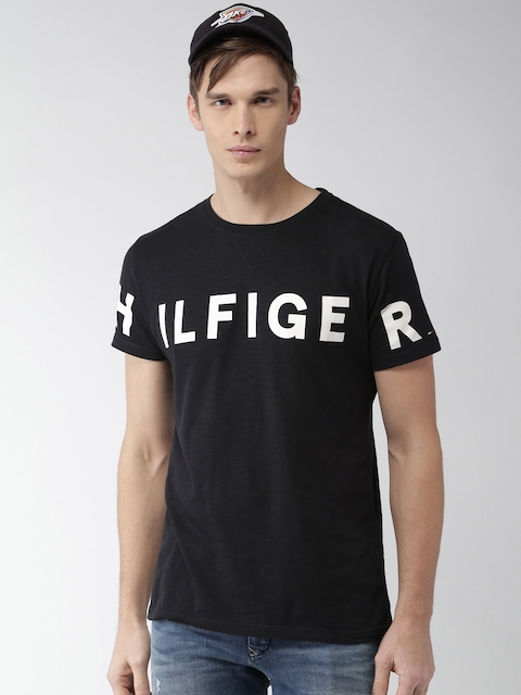4acf6a5af951bc Tommy Hilfiger Men T-Shirts & Polos Price List in India 16 July 2019 ...