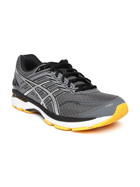 ASICS Men Grey GT-2000 5 Running Shoes