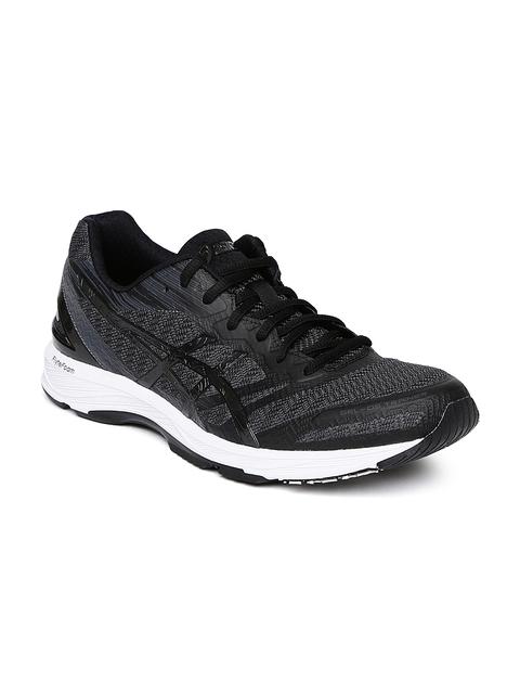 ASICS Men Black GEL-DS TRAINER 22 Running Shoes