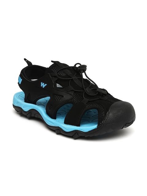 Wildcraft Men Black Sports Sandals