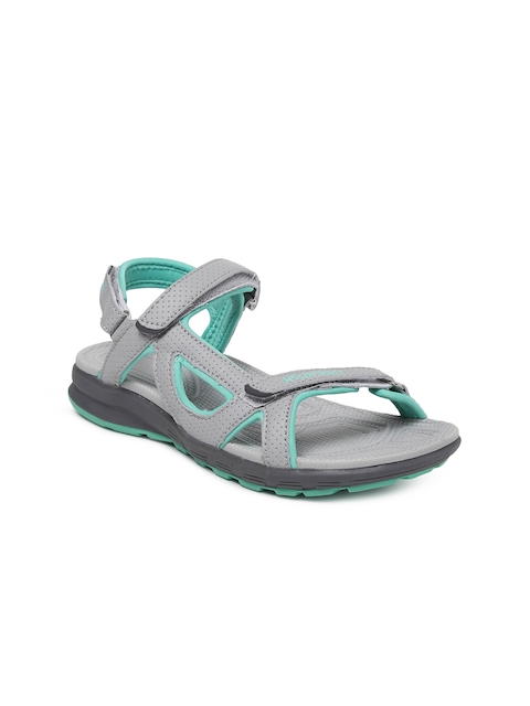 Wildcraft Women Grey Denali Sports Sandals