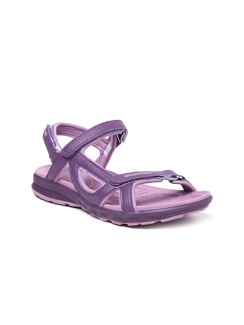 Wildcraft Women Purple Denali Sports Sandals