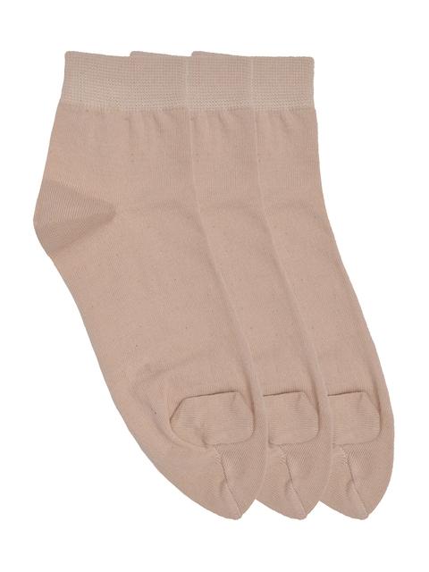 MARC Women Pack of 3 Above Ankle Length Socks