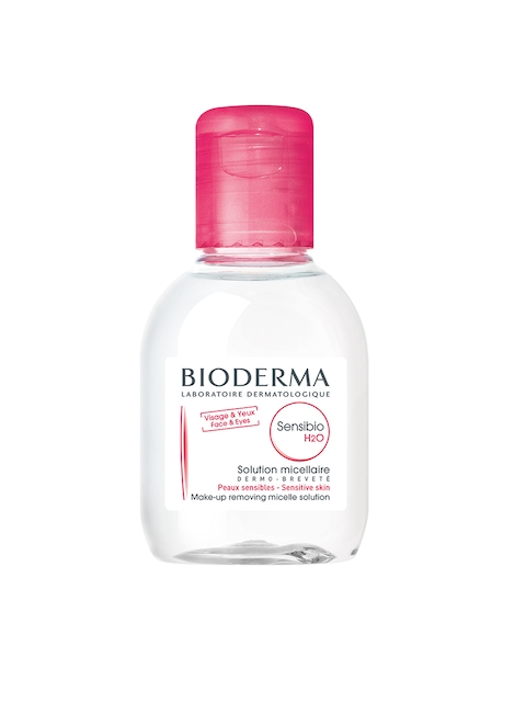 BIODERMA Sensibio H2O - Makeup Remover & Cleanser 100 ml  available at myntra for Rs.528