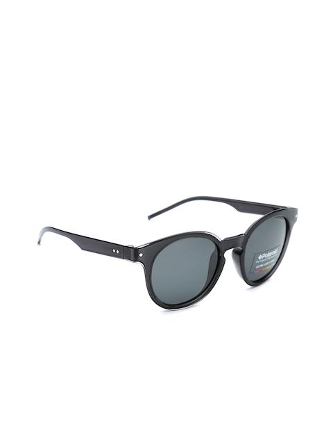 Polaroid Men Polarised Oval Sunglasses 2036/S MNV 50Y2
