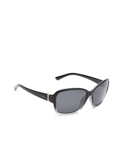 Polaroid Women Rectangle Sunglasses 5013/S LLG 59Y2