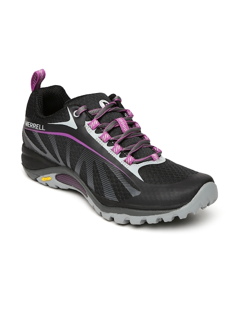 Merrell Women Black Siren Edge Trekking Shoes