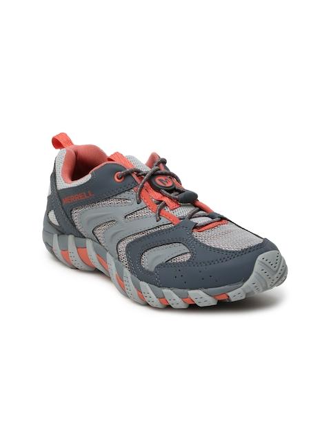Merrell Women Grey Waterpro Gauley 2 Trekking Shoes