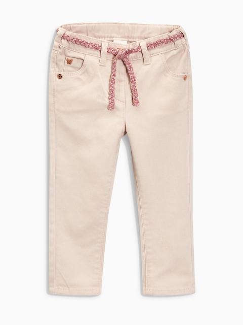 next Girls Pink Regular Fit Jeans