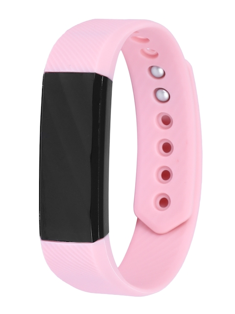 QUO Pink Ares Smart Fitness Band