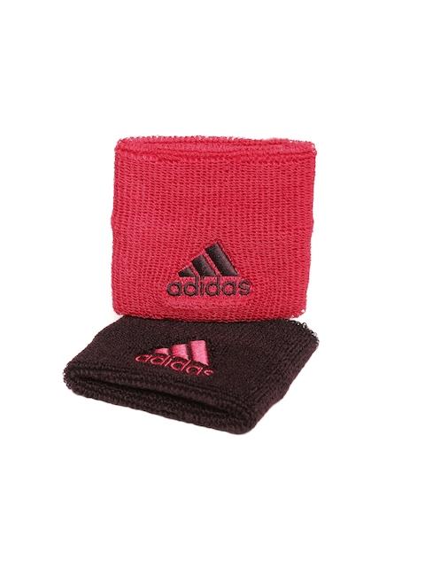 Adidas Unisex Set of 2 Tennis Wristbands