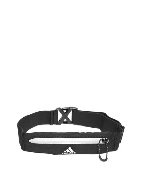 ADIDAS Unisex Black Running Belt