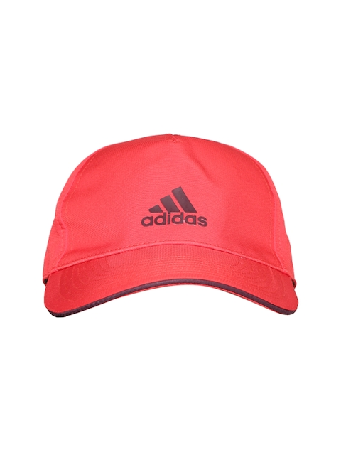 Adidas Unisex Red 5PCL CLMLT Solid Cap