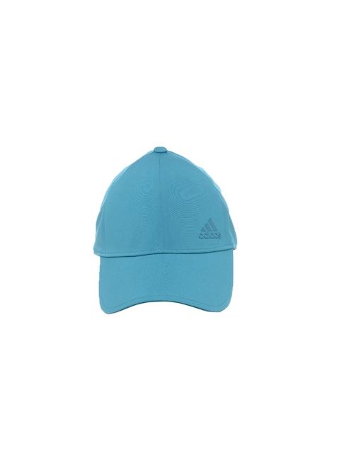 ADIDAS Unisex Blue Bonded Training Cap