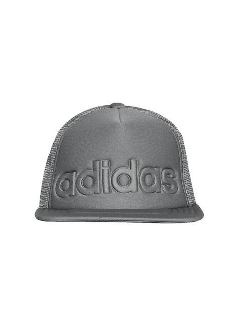 Adidas NEO Men Grey Park FLTBRIM Embossed Cap